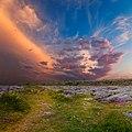 Poulnabrone Sunset Scenery (11108542805).jpg