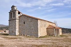 Church of San Blas, Poveda, AV, Spain