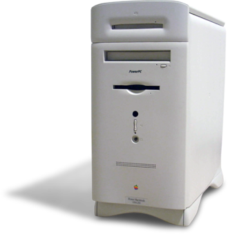 Power Macintosh 6500 - A Power Macintosh 6500