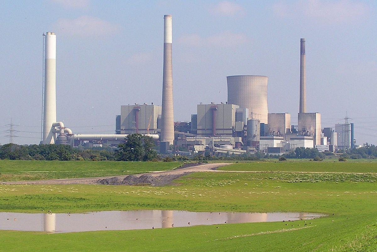 Produzione di energia elettrica - Wikipedia