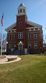 Poweshiek County IA Courthouse
