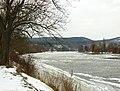 Praha, Lipence, led na Berounce.jpg