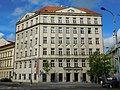 Praha Nove Mesto Senovazne namesti 15 Hotel 987.jpg