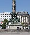 Praterstern in Vienna, Monument for Admiral Tegetthoff-4918.jpg