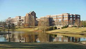 Matthews, North Carolina - Presbyterian Hospital in Matthews