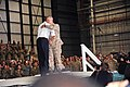 President Barack Obama and Gen. John R. Allen, International Security Assistance Force commander, U.S. Forces Afghanistan.jpg