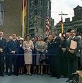 President John F. Kennedy at City Hall in Cologne, Germany JFKWHP-KN-C29229.jpg