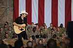 President Obama visits Soldiers at Bagram Air Field 140525-A-XB965-616.jpg