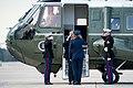 President Trump Arrives at Joint Base Andrews (47899433481).jpg