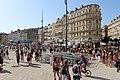 Pride Marseille, July 4, 2015, LGBT parade (19422493236).jpg