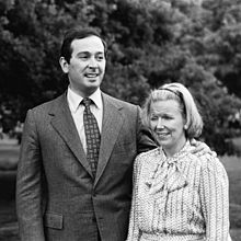 Princess Christina of the Netherlands and Jorge Guillermo 1980.jpg