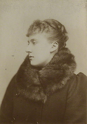 Princess Marie Louise of Schleswig-Holstein - Princess Marie Louise in the 1890s