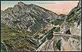 Pringle, Thomas, 1858-1931 -In Skippers Gorge, Wakatipu. New Zealand postcard, copyright Thos Pringle, Wellington, N.Z. No. 524 (ca 1910) (21235492579).jpg