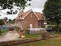 Property Renovation, Back Lane, Searby - geograph.org.uk - 889187.jpg