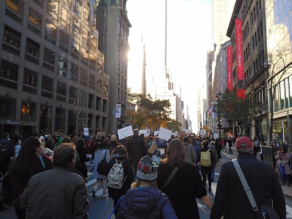 Protest against Trump in New York City 4.jpg