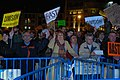 Protesta en contra del Partido Popular ante su sede en la calle Génova de Madrid (1 de febrero de 2013) (6).jpg