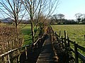Public Footpath Heading South East to the Church - geograph.org.uk - 94485.jpg