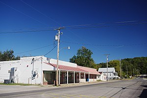 Pulaski, Illinois - Commercial Avenue