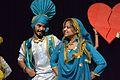 Punjabi Dance - Opening Ceremony - Wiki Conference India - CGC - Mohali 2016-08-05 6398.JPG