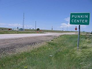 Punkin Center, Colorado Unincorporated community in Colorado, United States
