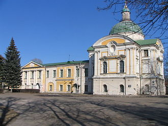 Tver - A royal palace in Tver