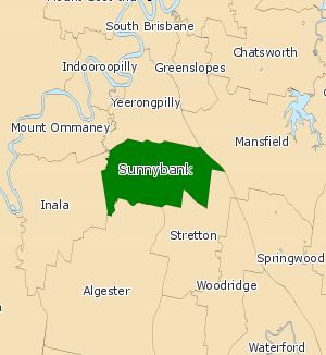 Electoral district of Sunnybank - Sunnybank (2008–2017)