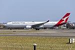 Qantas (VH-QPH) Airbus A330-303 at Sydney Airport.jpg