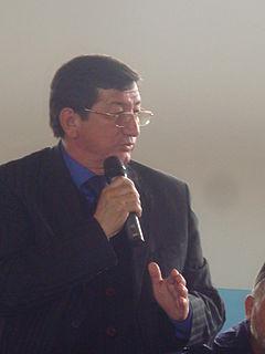 Kadyrzhan Batyrov Kyrgyzstani politician