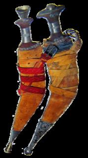 Jile Type of Dagger