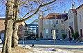 Queen Maud University College of Early Childhood Education Dronning Mauds Minne Høgskole DMMH Thrond Nergaards veg 7 Trondheim Norway 2017-03-08 snow etc IMG 0895.jpg