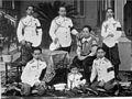 Queen Saovabha Phongsri and their children.jpg