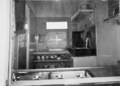 Queensland State Archives 2737 Kitchenette in the New Rail Dental Clinic 1945.png