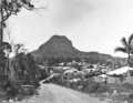 Queensland State Archives 275 Pomona looking towards Mount Cooroora c 1931.png