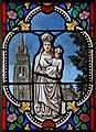 Quimper - Cathédrale Saint-Corentin - PA00090326 - 328.jpg