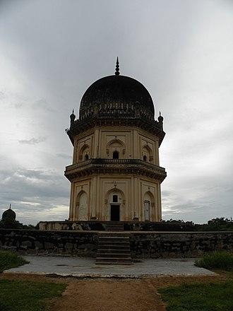 Jamsheed Quli Qutb Shah - Image: Qutub Shahi Tombs 96