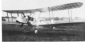 Royal Aircraft Factory B.E.9 - Image: RAF B.E.9