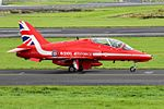 RAF Red Arrows at Prestwick Airport (29768581415).jpg