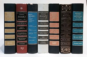 Reader's Digest Condensed Books - Image: RDCB In A Row