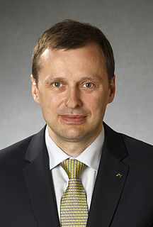 Tõnis Kõiv Estonian politician and lawyer