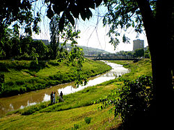 none Bahlui River in Iaşi
