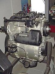 Rolls Royce R6 two stage Wankel Diesel engine