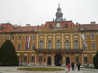 West Bačka District - Image: RS SO SO Zombor 032