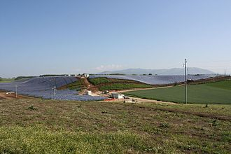 Terra Firma Capital Partners - An RTR solar energy installation in Italy