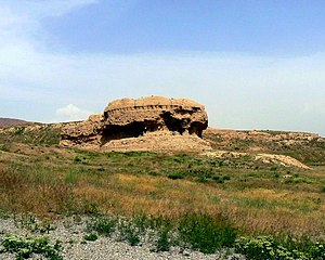 Rab'-e Rashidi - Another view of Rabe Rashidi