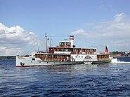 Raddampfer Freya Kiel2002