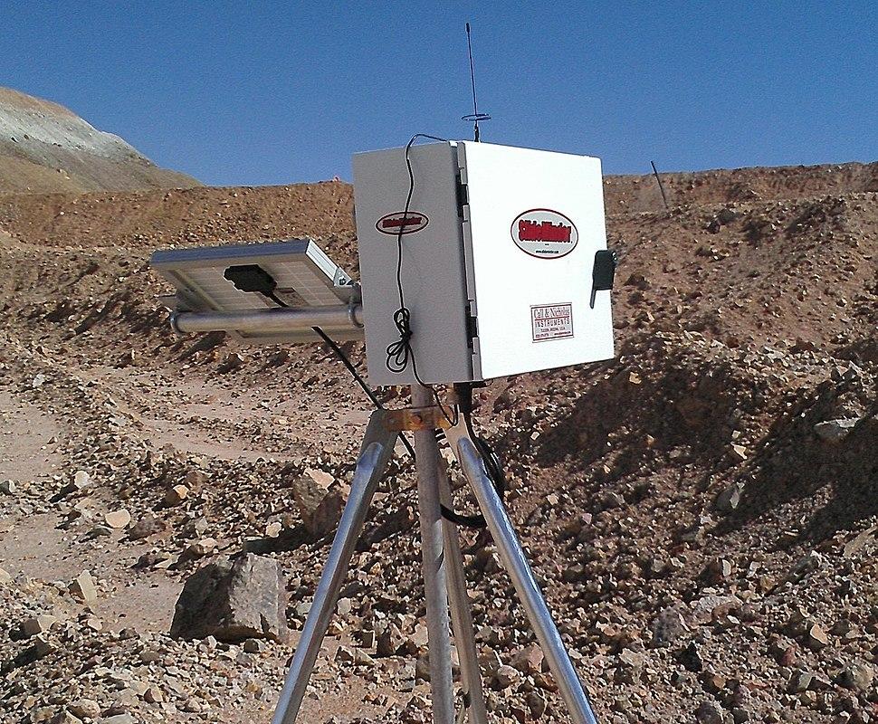 Radiotelemetrywirelineextensometer