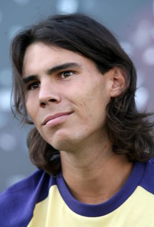 2008 Tennis Masters Cup - Rafael Nadal was the first Spaniard to become year-end No. 1