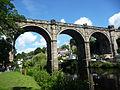 Railway bridge in Knaresborough 01.JPG