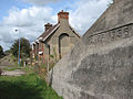 Railway cottages at Haddiscoe - geograph.org.uk - 1483067.jpg