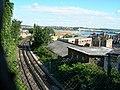 Railway near Rochester - geograph.org.uk - 890506.jpg